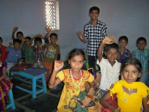 Wyra Classroom - inside